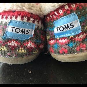 Tom's Girls Slippers